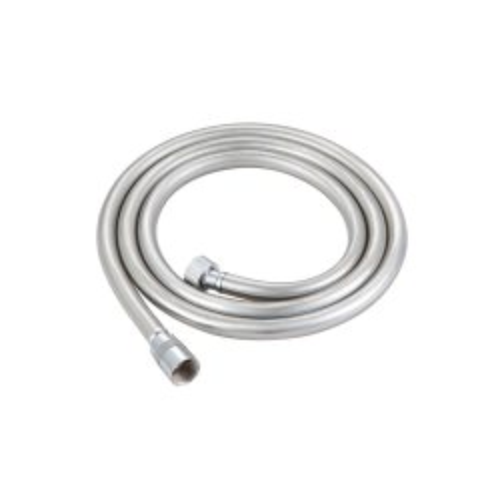 Душевой шланг серебристый/хром 150см Ganzer GZ 50150