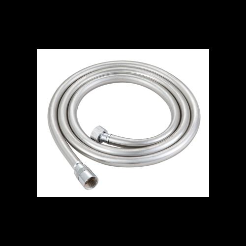 Душевой шланг серебристый/хром 200см Ganzer GZ 50200