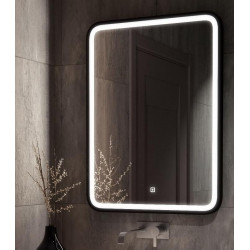 Зеркало с подсветкой Art&Max AM-Gen-800-800-DS-F