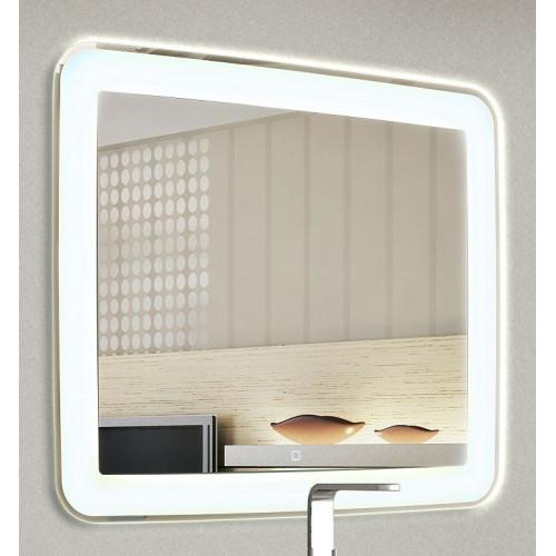 Зеркало с подсветкой Art&Max AM-Lat-600-600-DS-F