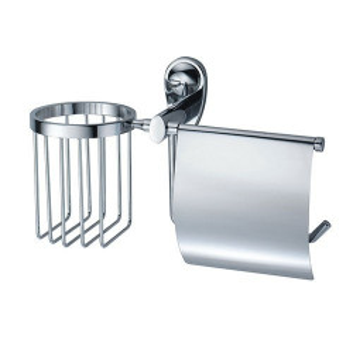 Держатель для туалетной бумаги и освежителя Wasser Kraft Main-9259