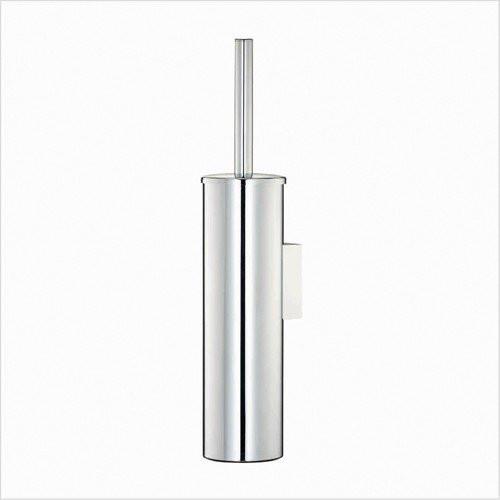 Ершик для унитаза, подвесной, хром, Wasser Kraft K-1087
