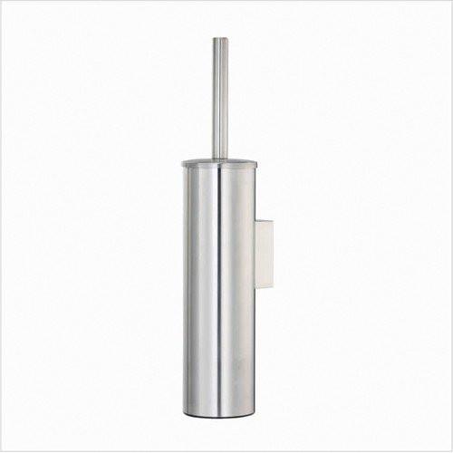 Щетка для унитаза подвесная, матовый хром, WasserKRAFT, K-1057